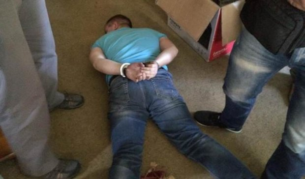 Підполковника СБУ затримали за прослушку Майдану (фото)