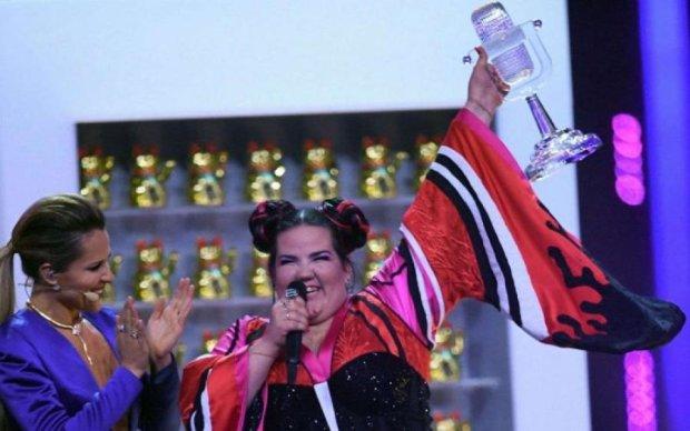 Евровидение 2018: как в Израиле отметили победу