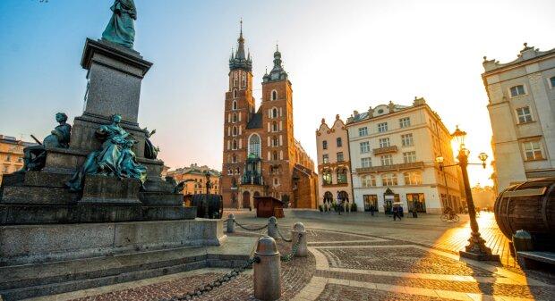 В Польше, фото: Тamtour