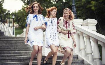 Українці відзначають День вишиванки  fb1a7d61a0368