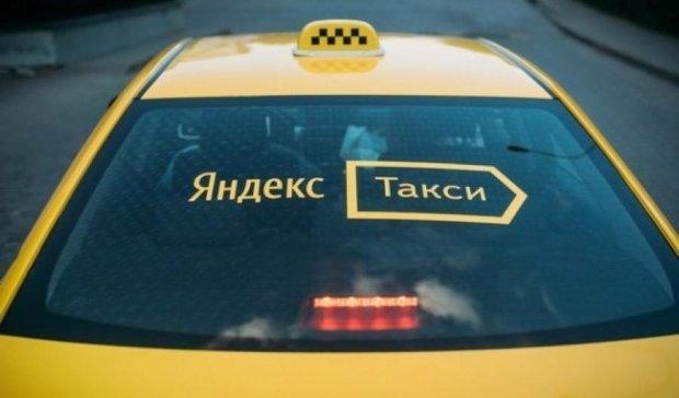 Украинцев будет возить российская служба такси