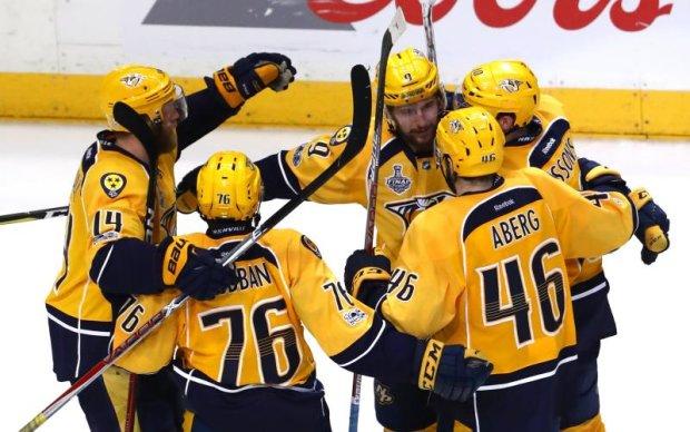 НХЛ: Нешвілл зрівняв рахунок у фінальній серії Кубку Стенлі