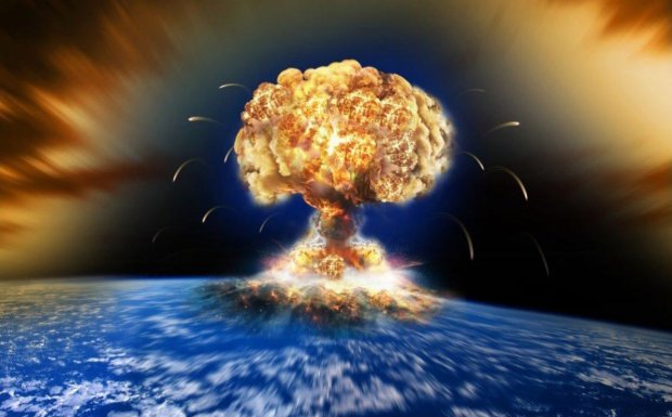 В космосе взорвали мощную бомбу: невероятные фото