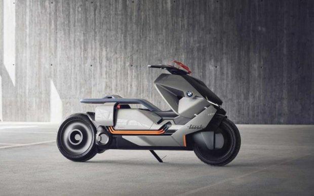 BMW представила байк будущего