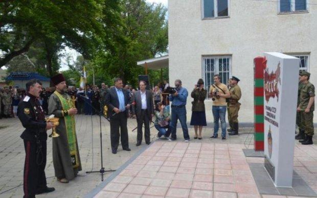 Немецкие партизаны: неудачный памятник в Крыму порвал сеть