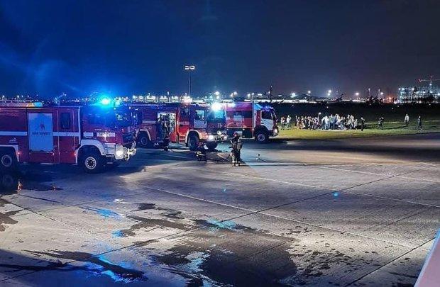Шереметьво утопает в дыму, сотням пассажиров перекрыло кислород: массовая паника попала на видео
