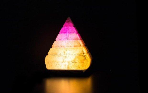 Справжню піраміду знайшли в українських підземеллях