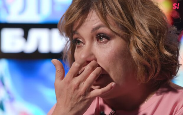 Марина Федункив, кадр из видео