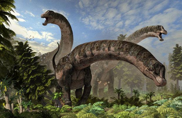 Весили до 70 тонн: ученые рассказали о небывалом виде динозавров