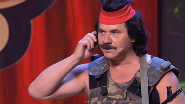 Павло Зібров, фото: скріншот з відео