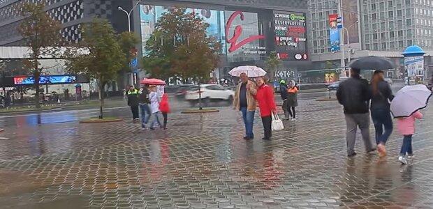Погода, скріншот і відео