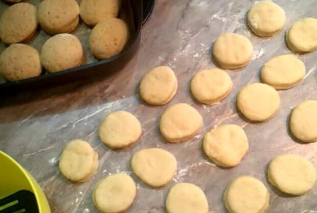 Печиво на розсолі, фото: кадр з відео