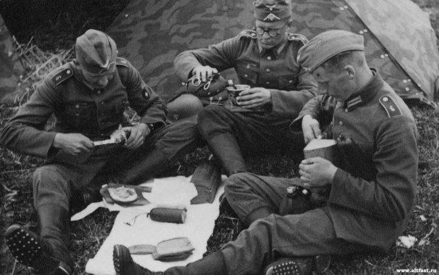 Красиво жить не запретишь: сытный сухпай Вермахта, о котором мечтает каждый солдат