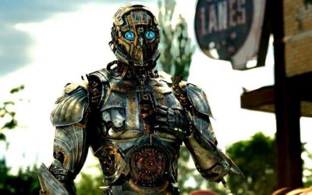 Создан боевой робот-трансформер