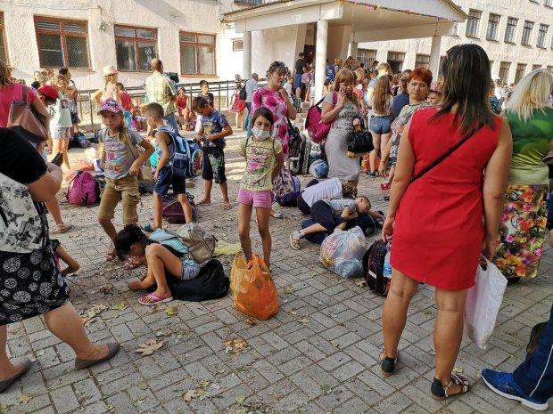 Лікарні переповнені, дітей терміново вивезли, введено надзвичайний стан: у Криму все набагато страшніше