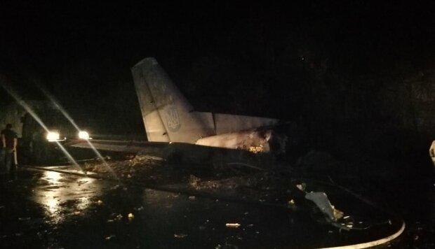 авіакатастрофа в Чугуєві, фото Нацполіції