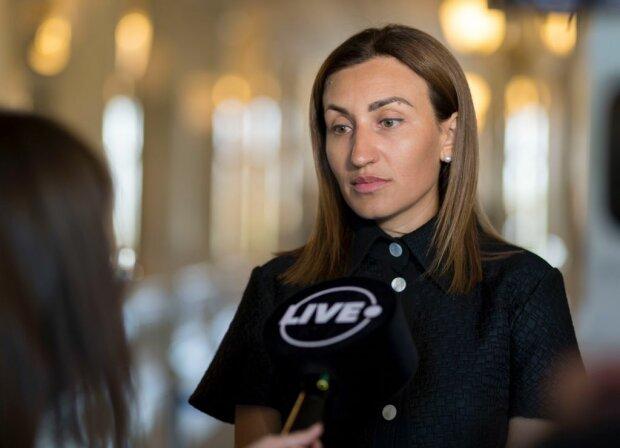 Тетяна Плачкова, фото: ОПЗЖ