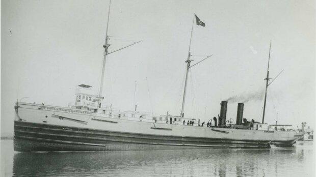 Загадочное исчезновение: в озере обнаружили затонувший корабль-призрак