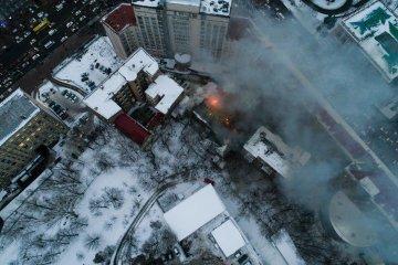 Депутат заявила несподіване: Табачник спалив у Києві унікальну будівлю 19 століття заради багатоповерхівки