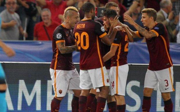 Рома представила виїзний варіант форми на наступний сезон