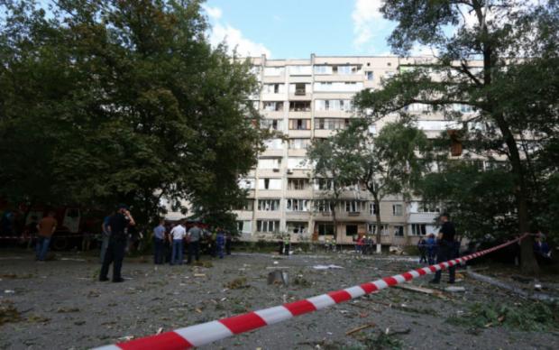 Потужний вибух струсонув Львів, є постраждалі