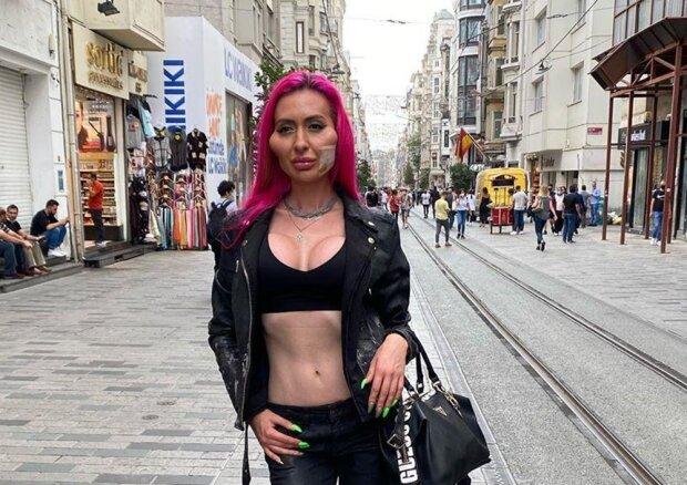 Анастасия Покрищук, фото с Instagram