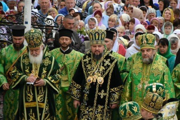 За Винницу и ее жителей: митрополит Епифаний устроил сюрприз верующим в день города