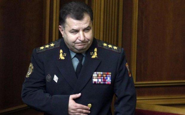 Сдача Крыма: Полторак рассказал, как все было