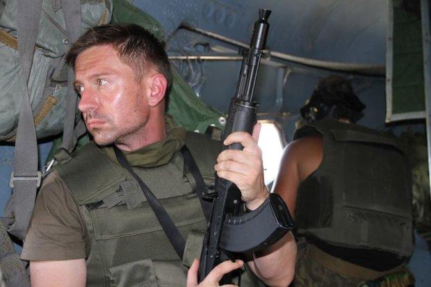 Громадський активіст Олександр Данилюк