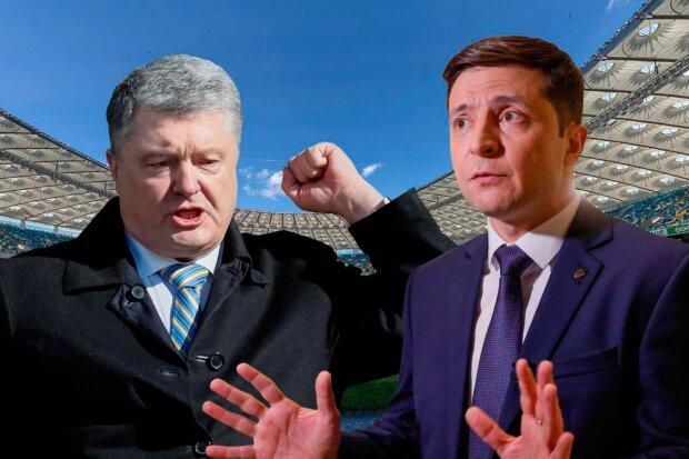 Психолог открыл все карты: о чем свидетельствует язык жестов Порошенко и Зеленского