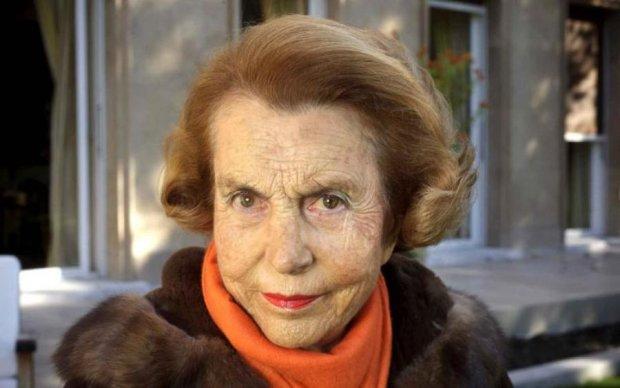 Умерла самая богатая женщина мира