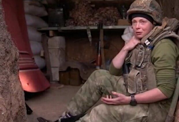 """Красуня-сержант пережила жахи Донбасу і захопила нежіночою мужністю: """"Вірна ідеалам"""""""