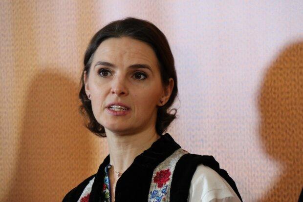 Оксана Линів, фото: Знай.ua