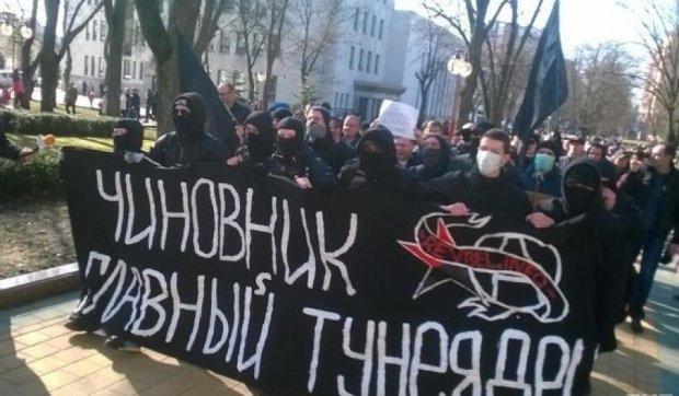 """В Беларуси начались гонения на активистов """"марша дармоедов"""""""