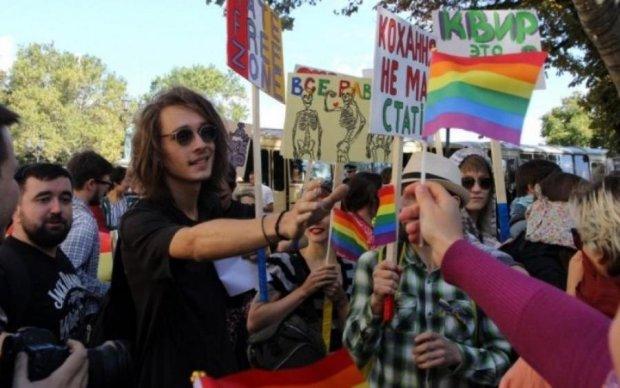 Свобода, любовь и провокации: как прошел Марш равенства в Одессе