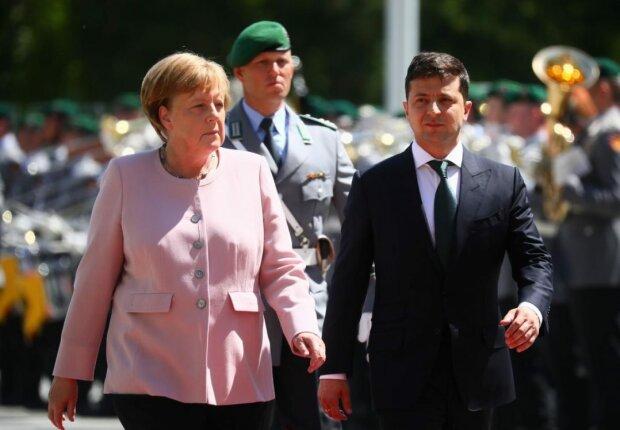 """Меркель анонсировала встречу """"нормандской четверки"""": Зеленский и Путин встретятся уже совсем скоро"""
