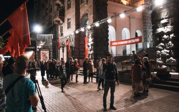 Современный Киев вернут в СССР ради одного фильма