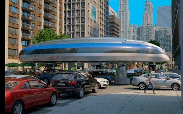 Инженеры шокировали сеть транспортом будущего