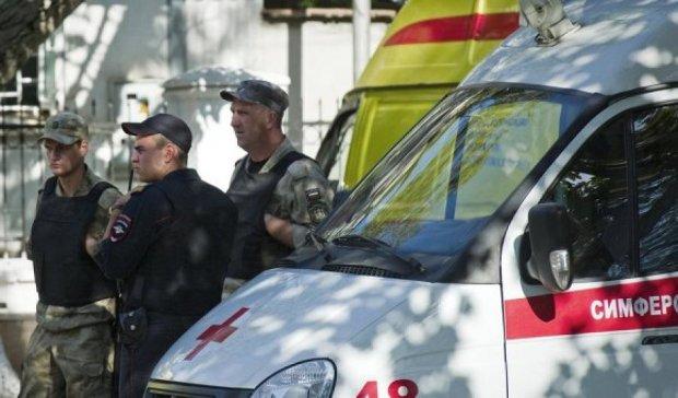 Знайдений мертвим чоловік, який застрелив двох медиків у Сімферополі