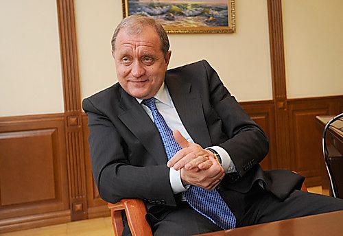 Колишній прем'єр Криму Могильов розповів про російські війська на півострові
