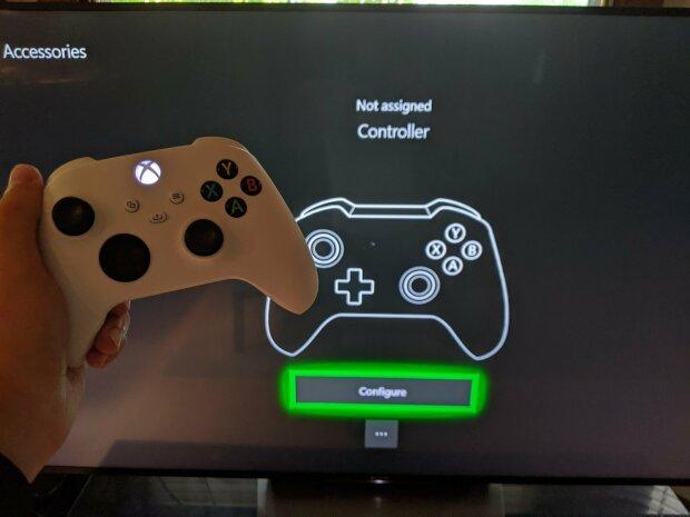 Новый контроллер для Xbox, gizchina