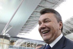 Янукович, фото из свободных источников