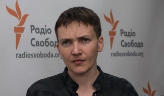 Савченко высказалась в поддержку ЛГБТ-марша