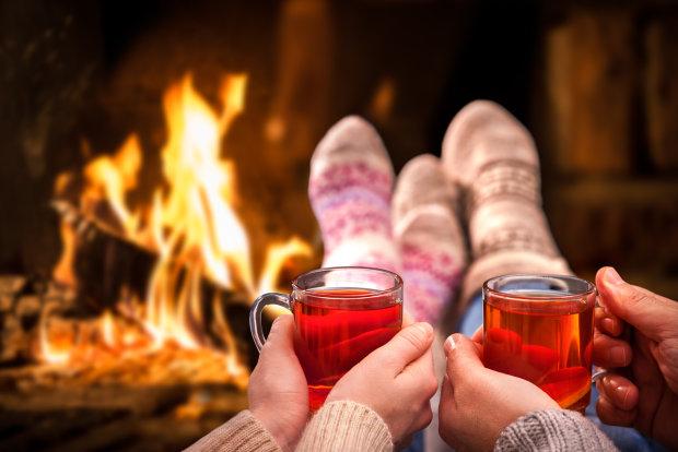 напої при застуді