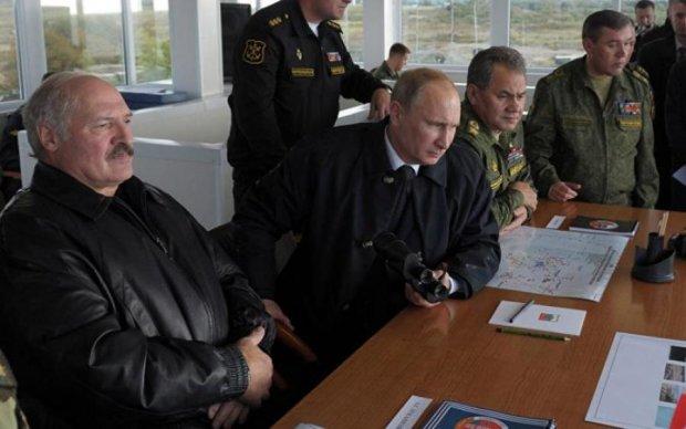 Захід-2017: ніж в спину від Лукашенка