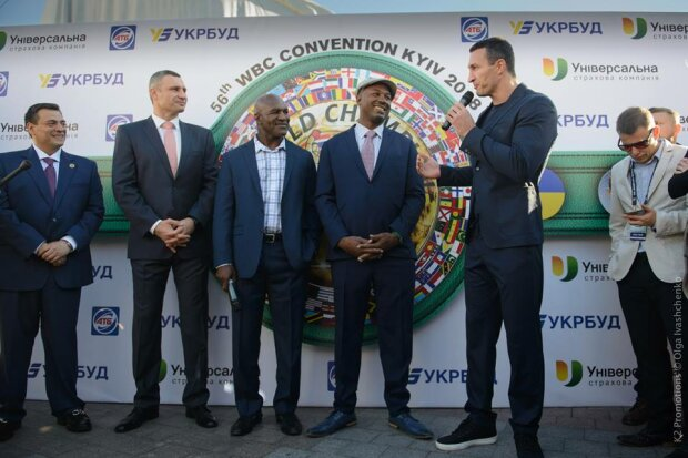 Конгрес WBC вперше проходить в Україні