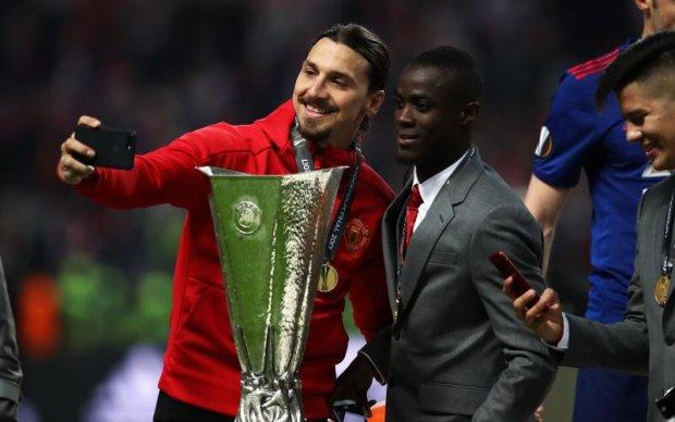 Ібрагімович відмовив клубу з США заради Манчестер Юнайтед