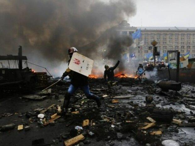 Годовщина Майдана: расстрелы людей, ГолосUA