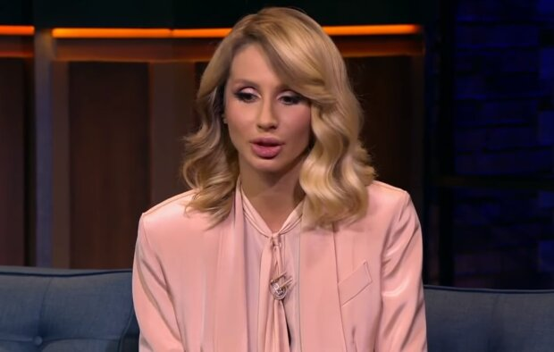 Светлана Лобода, скрин из видео