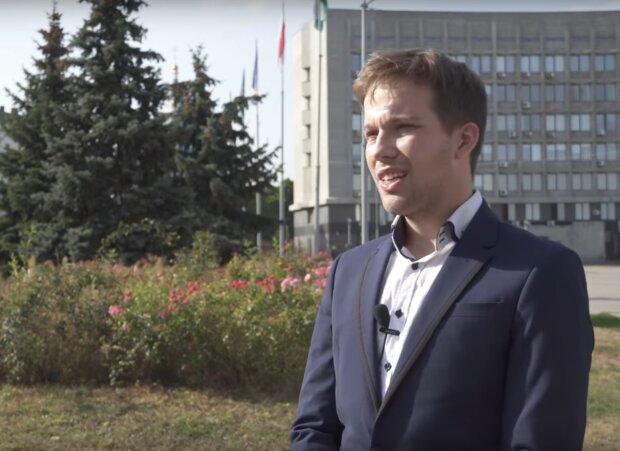 Анатолій Почечун, кадр з відео